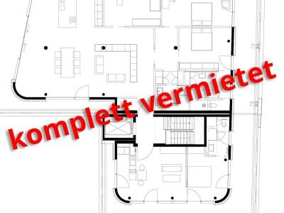 Grundrisse Wohnungen - Penthouse