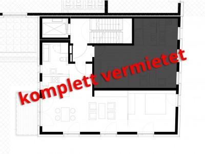 Grundrisse Wohnungen - Zimmerwohnung 01